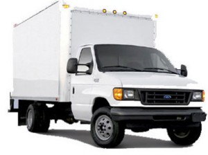 Baltas furgonas