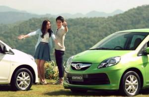 Žalias Hyundai