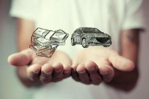 Paskola automobilio pirkimui